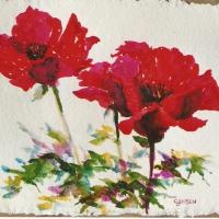 poppy-paper